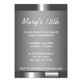 Create Your 18th Birthday Invitation