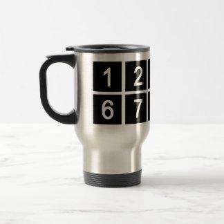 Create Your Instagram Photo 15 oz Travel Mug