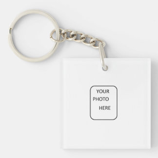 Create Your One Of A Kind Acrylic Keychain