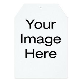 Create Your Own 13 Cm X 18 Cm Invitation Card
