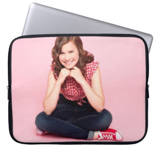"Create Your Own 15"" Neoprene Laptop Sleeve"