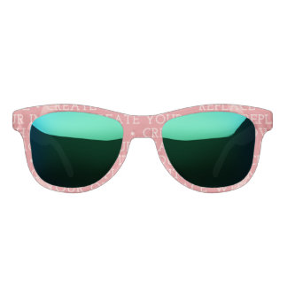 Create Your Own and Make It Yours Sunglasses