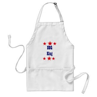 Create Your Own Aprons BBQ King