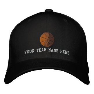 Create Your Own Basketball Cap