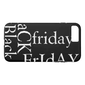Create Your Own Black Friday iPhone 7 Plus Case