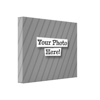 Create Your Own Gallery Wrapped Canvas