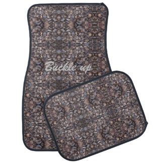 Create your own car floor mats