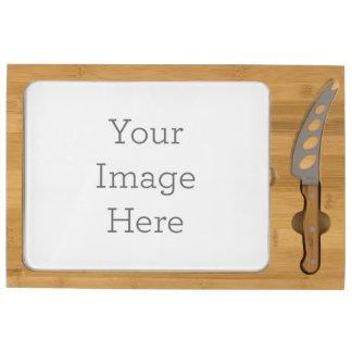 Create Your Own Cheeseboard Rectangular Cheese Board