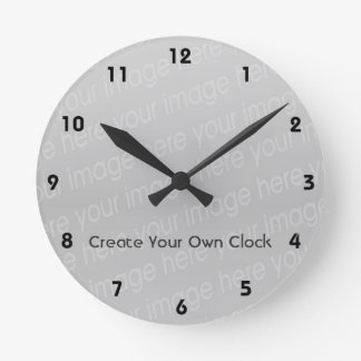 Create Your Own Clock - Style 3