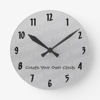 Create Your Own Clock - Style 5