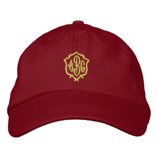 Create Your Own Cool Embroidered Team Softball Cap Baseball Cap
