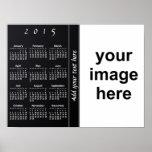 Create Your Own Custom 2015 Photo Wall Calendar
