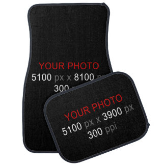 Create Your Own Custom Car Mats Floor Mat