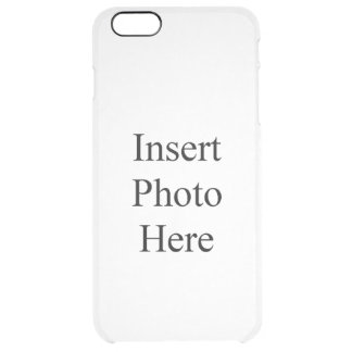 Create Your Own Custom Clearly iPhone 6 Plus Case