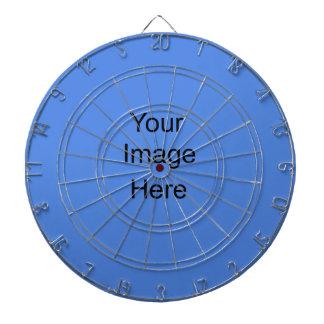 Create your own Custom Dart Board Custom Blue