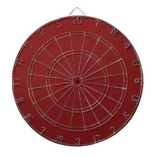 Create your own Custom Dart Board falu red