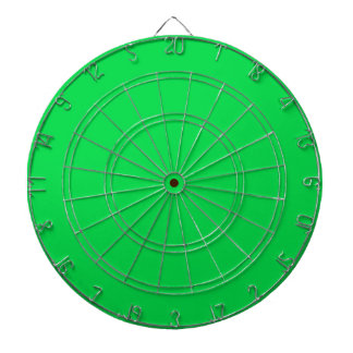 Create your own Custom Dart Board green