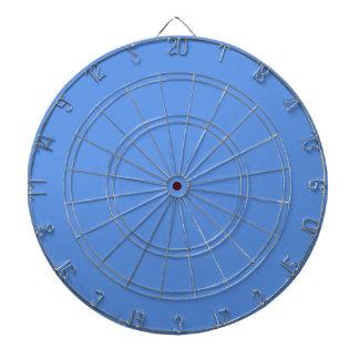 Create your own Custom Dart Board light blue
