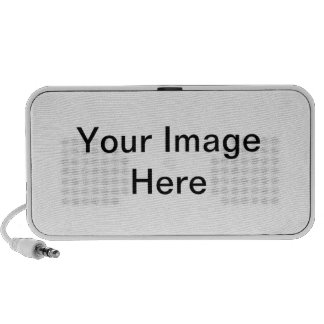 Create Your Own custom Graffiti Gifts Laptop Speakers