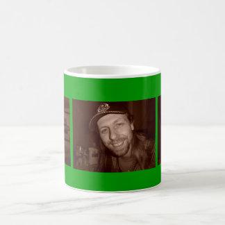 Create Your Own Custom green Template Photo Mug
