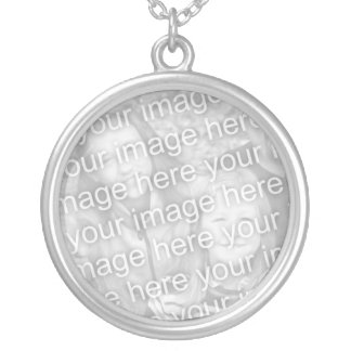 Create Your Own Custom Photo Necklace