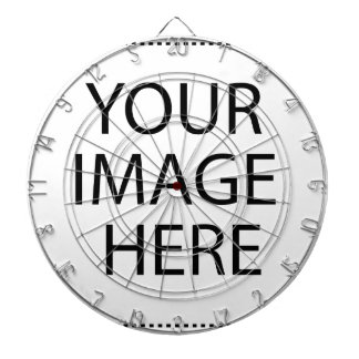 Create Your Own CUSTOM PRODUCT YOUR IMAGE HERE Dartboard