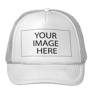 Create Your Own - Customize Blank Trucker Hat