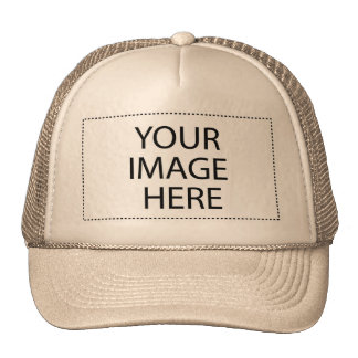 Create Your Own - Customize Blank Mesh Hats