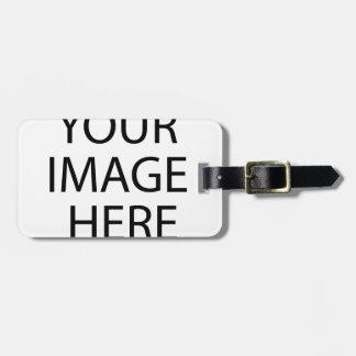 Create your own design-enjoy :-) luggage tag