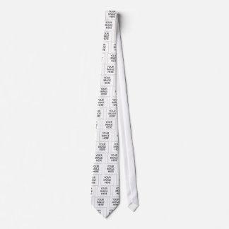 Create your own design-enjoy :-) tie