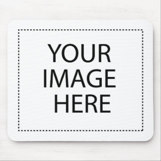 Create your own design & text :-) mouse pad