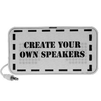 Create Your Own Doodle Speaker