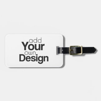 Create Your Own Event and Occasion Luggage Tag