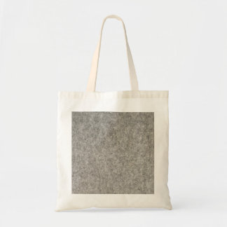 Create your own | Furry grey fabric Tote Bag