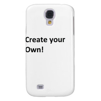Create your own galaxy s4 cover