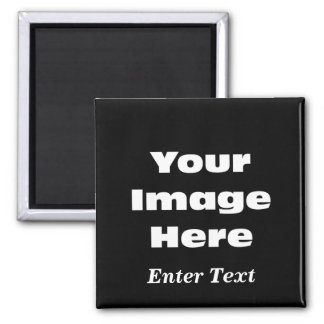 Create Your Own Gift Template Magnet