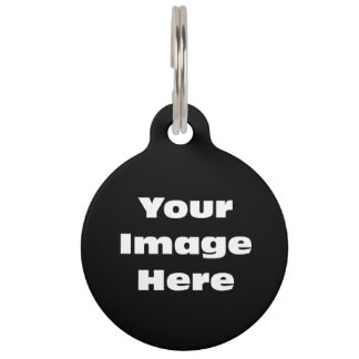 Create Your Own Gift Template Pet Tag