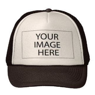 ♪♫♪ Create Your Own Gifts ~ Customize Blank Trucker Hats