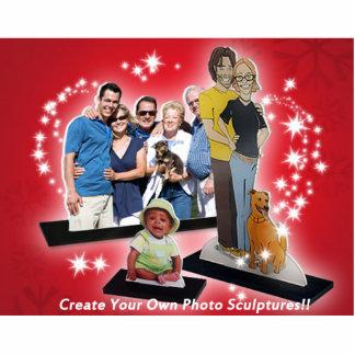 Create Your Own Graduation Photo Cutout Sculpture!