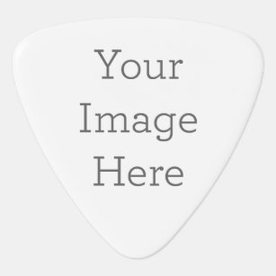 photo template guitar picks zazzle com au