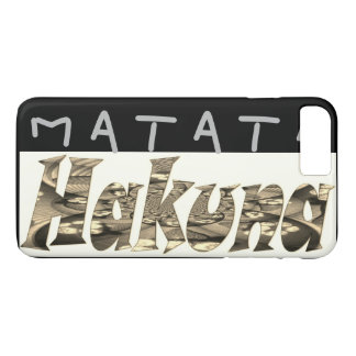 Create Your Own Hakuna matata Customize Product iPhone 8 Plus/7 Plus Case