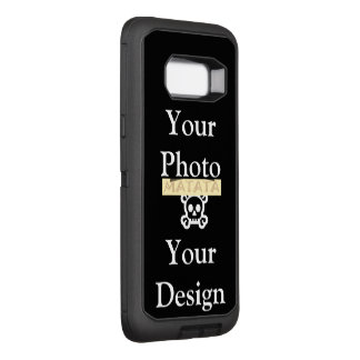 Create Your Own Hakuna Matata lovely vision design OtterBox Defender Samsung Galaxy S8+ Case