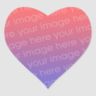 Create Your Own Heart Sticker
