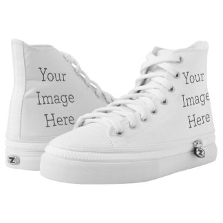 Create Your Own High Tops