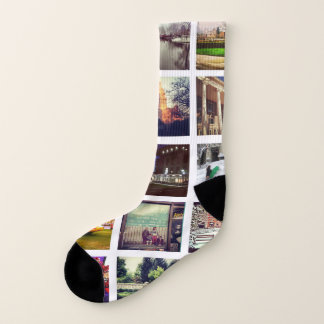 Create Your Own Instagram All-Over-Print Socks
