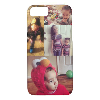Create Your Own Instagram Collage iPhone 7 Case