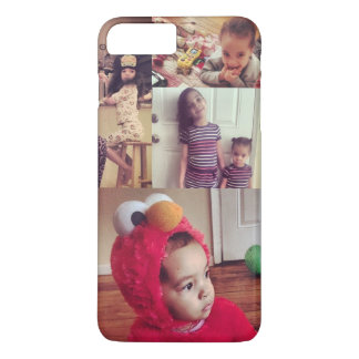 Create Your Own Instagram Collage iPhone 7+ Case