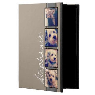 Create Your Own Instagram Collage - linen beige Powis iPad Air 2 Case