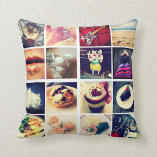 Create Your Own Instagram Cushions