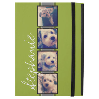 """Create Your Own Instagram Photo Collage iPad Pro 12.9"""" Case"""